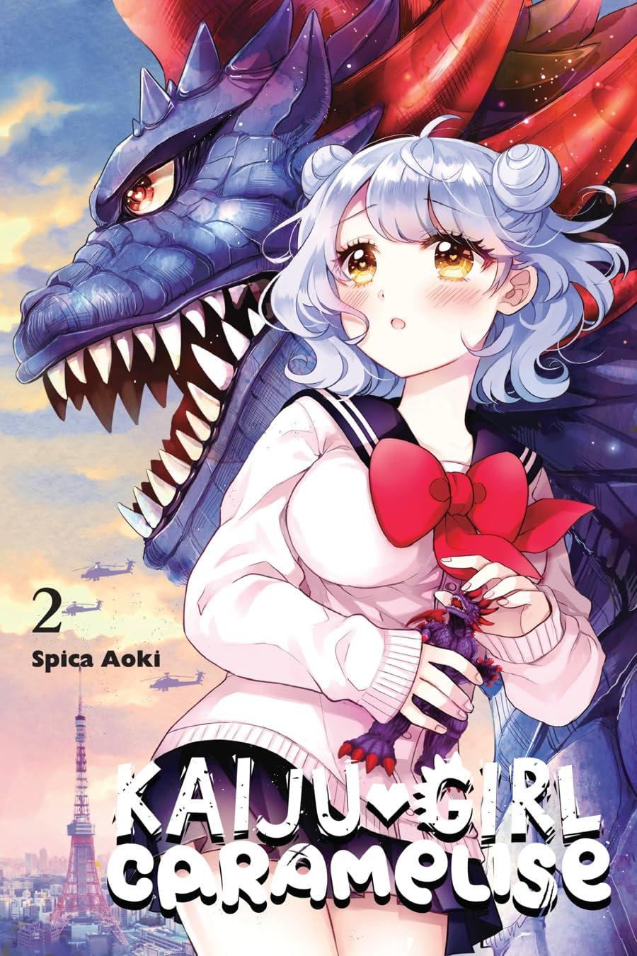 Kaiju Girl Caramelise Vol. 2