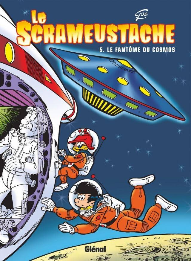 Le Scrameustache Vol. 5: Le fantôme du cosmos