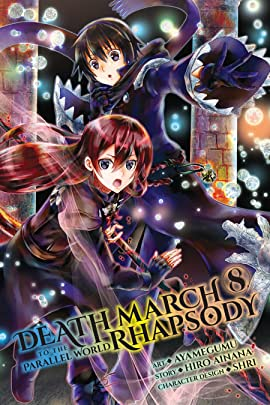 Death March to the Parallel World Rhapsody Tome 8