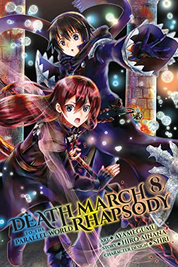 Death March to the Parallel World Rhapsody Vol. 8
