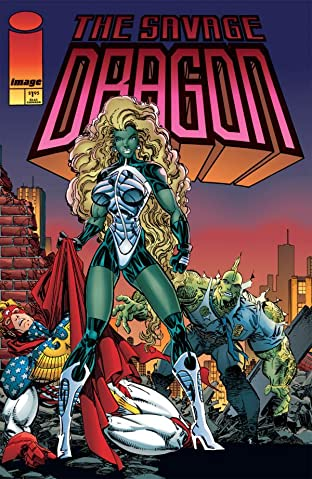 Savage Dragon No.12