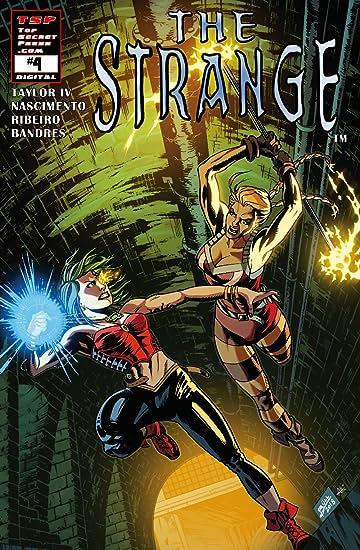 The Strange #4