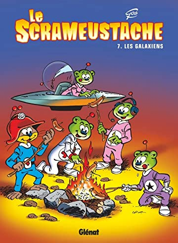 Le Scrameustache Vol. 7: Les Galaxiens