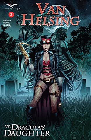 Van Helsing vs Dracula's Daughter #2