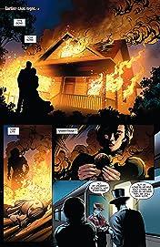 Van Helsing vs Dracula's Daughter No.2
