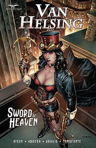 Van Helsing: Sword of Heaven