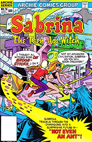 Sabrina the Teenage Witch (1971-1983) #76