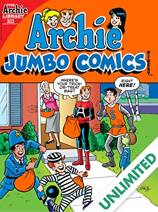Archie Double Digest #303
