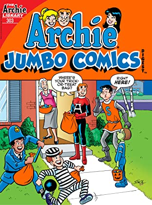 Archie Double Digest No.303