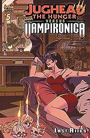 Jughead the Hunger vs Vampironica #5