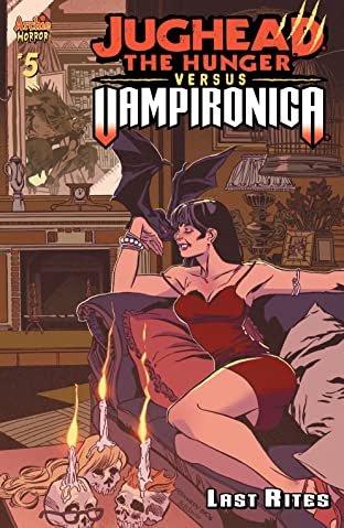 Jughead the Hunger vs Vampironica No.5