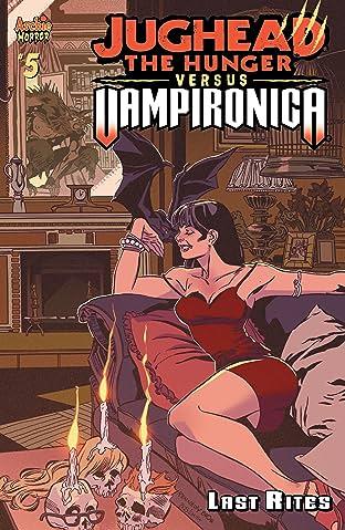 Jughead: The Hunger Vs. Vampironica #5