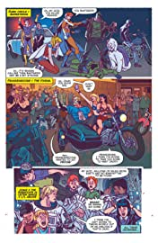 Jughead: The Hunger Vs. Vampironica #5