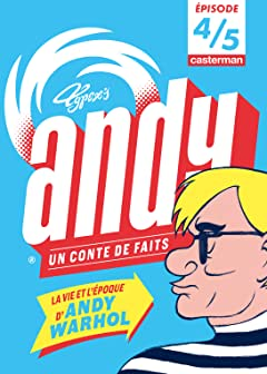 Andy, un conte de faits Vol. 4