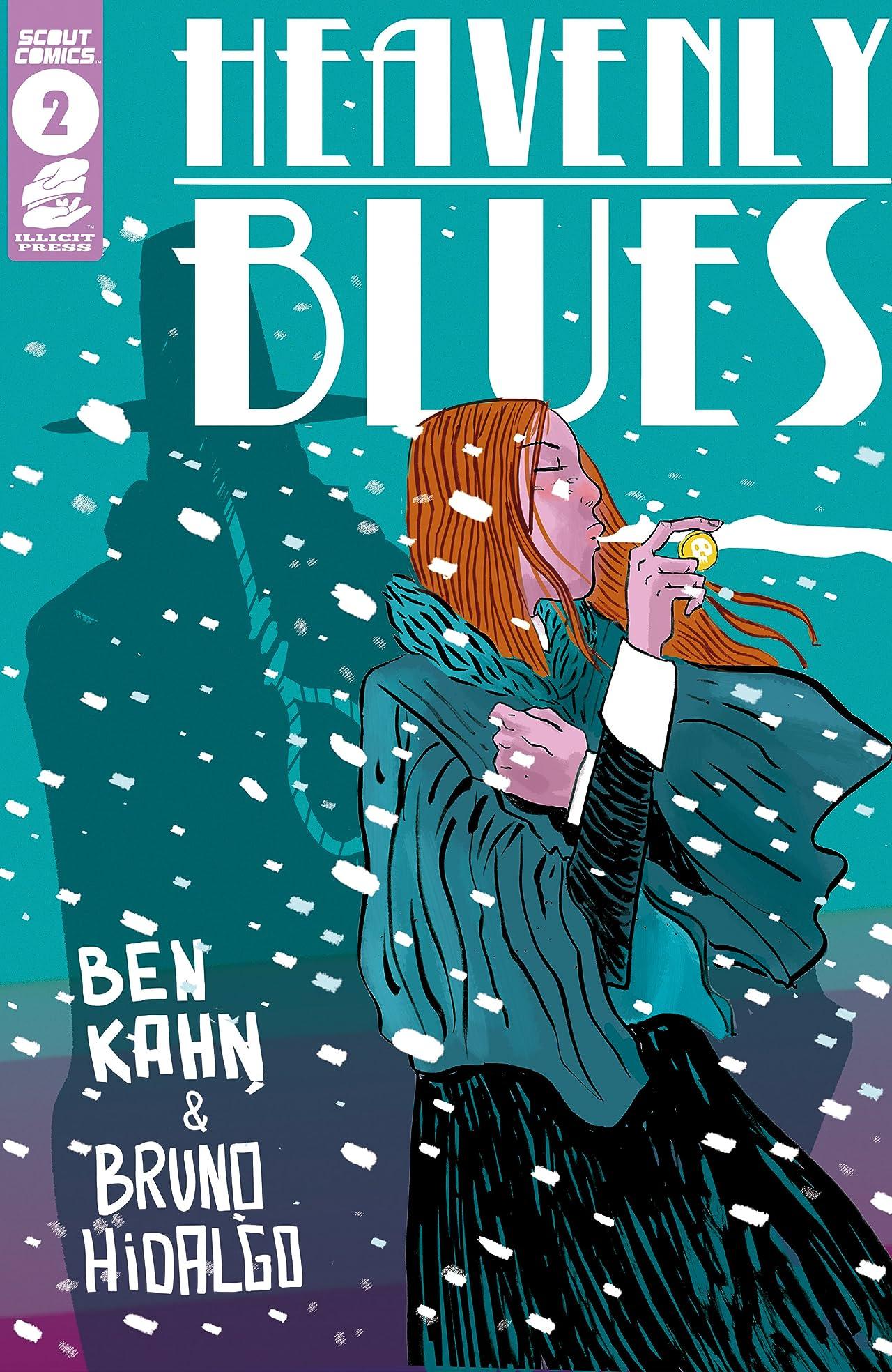 Heavenly Blues No.2