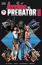 Archie vs. Predator 2 No.3