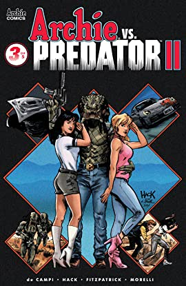 Archie vs. Predator 2 #3