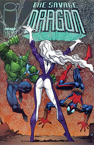 Savage Dragon No.13