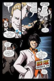 Afterlife Inc. Tome 3: Lifeblood