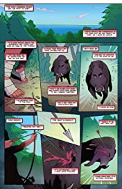 Raven The Pirate Princess Year 3: Monsters of the Deep #7