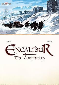 Excalibur Chronicles Vol. 2: Cernunnos