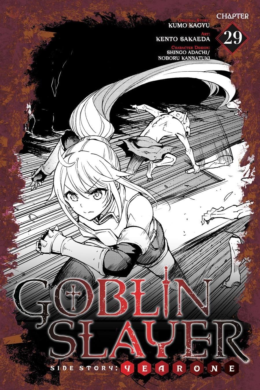 Goblin Slayer Side Story: Year One Vol. 29
