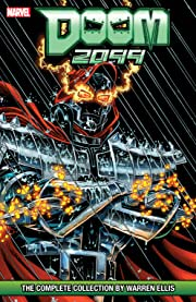 Doom 2099: The Complete Series by Warren Ellis