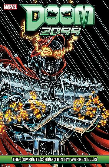 Doom 2099: The Complete Series by Warren Ellis