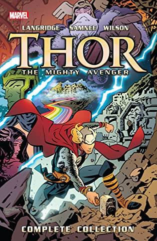 Thor: The Mighty Avenger - The Complete Collection