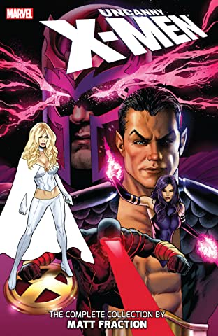 Uncanny X-Men: The Complete Collection by Matt Fraction Vol. 2