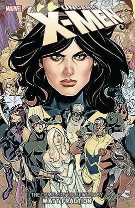 Uncanny X-Men: The Complete Collection by Matt Fraction Vol. 3