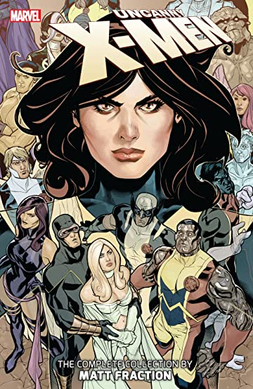 Uncanny X-Men: The Complete Collection by Matt Fraction Vol. 3