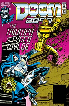 Doom 2099 (1993-1996) #24