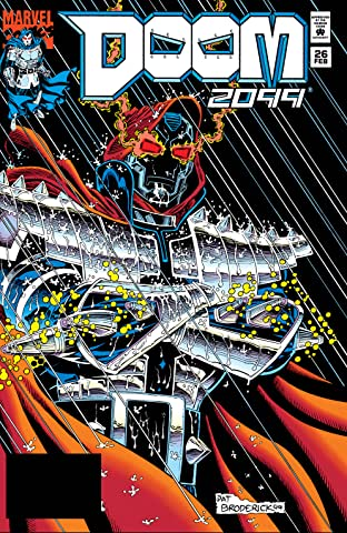 Doom 2099 (1993-1996) #26
