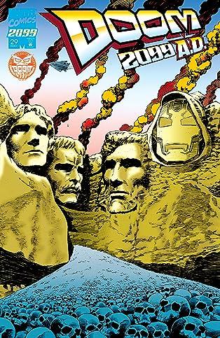 Doom 2099 (1993-1996) #29