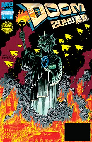 Doom 2099 (1993-1996) #31