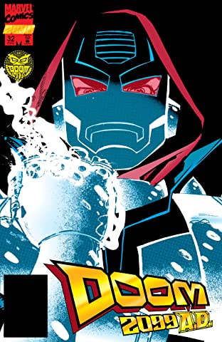 Doom 2099 (1993-1996) #32