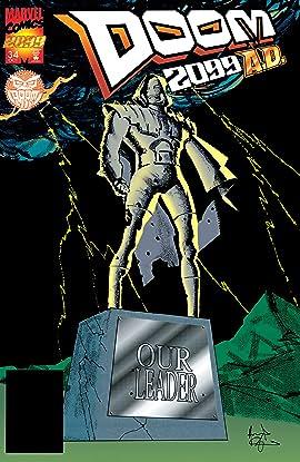 Doom 2099 (1993-1996) #34