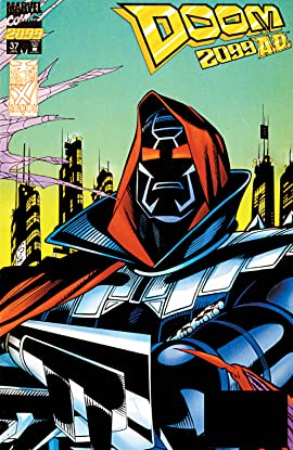 Doom 2099 (1993-1996) #37