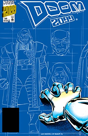 Doom 2099 (1993-1996) #39