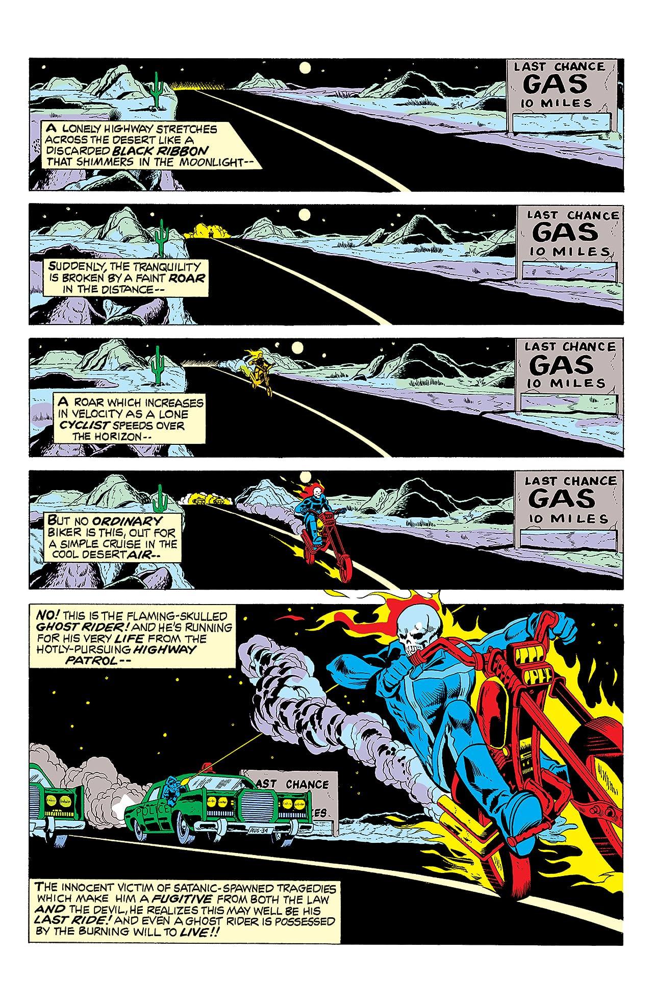 Ghost Rider (1973-1983) #4