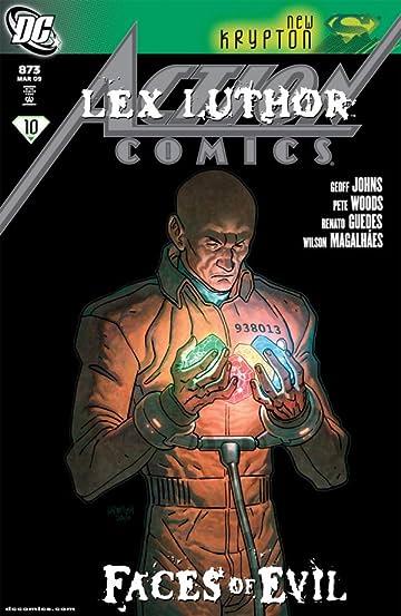 Action Comics (1938-2011) #873
