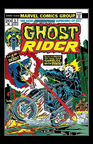 Ghost Rider (1973-1983) #5