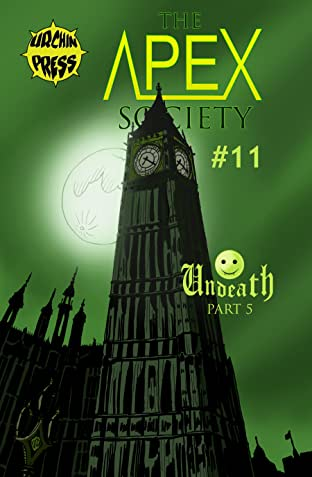 The Apex Society #11
