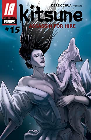 Kitsune: Assassin For Hire #15