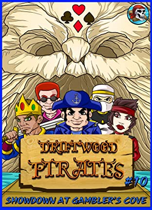 Driftwood Pirates #10
