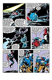Captain America (1968-1996) Annual #5