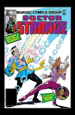 Doctor Strange (1974-1987) #48
