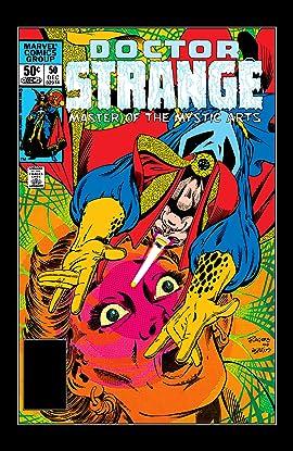 Doctor Strange (1974-1987) #50