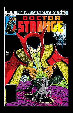 Doctor Strange (1974-1987) #52